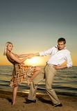amour de couples Image stock