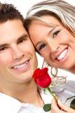 amour de couples Image libre de droits