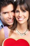 amour de couples Photographie stock