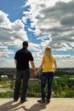 amour de couples Image stock