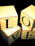Amour de Cubid Image stock