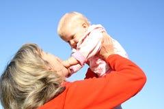 Amour de famille Photographie stock libre de droits