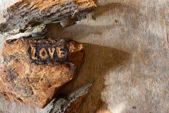 Amour de fond. Photo stock