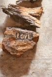 Amour de fond. Image stock
