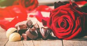 Amour de fond et romantique Image stock
