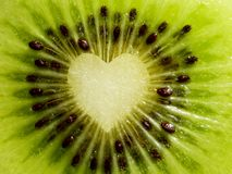 Amour de fruit Images libres de droits