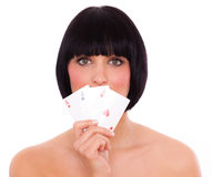 Amour de gain Images stock