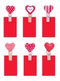 Amour de jour de Valentines photographie stock