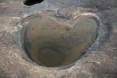 Amour de l'eau Photos libres de droits