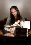 Amour de la lecture Photo stock