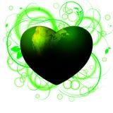 Amour de la terre Images libres de droits