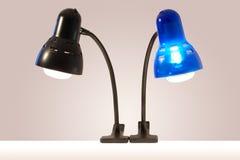 amour de lampes Photo libre de droits