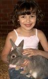 Amour de lapin image libre de droits