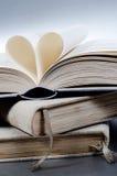Amour de lecture Image libre de droits