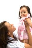 Amour de mère Image stock