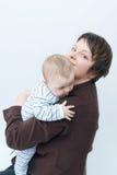 Amour de mères photo stock