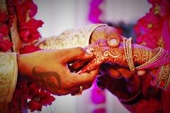 AMOUR DE MARIAGE DE COUPLES PARFAIT Photo libre de droits