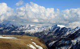 Amour de montagne Photos libres de droits
