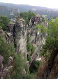 Amour de montagnes de l'Allemagne Photos libres de droits