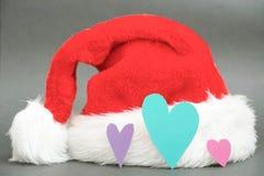 Amour de Noël Photos libres de droits