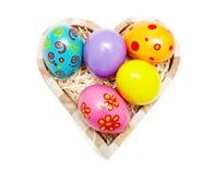 Amour de Pâques Photographie stock