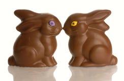 amour de Pâques de lapin Images stock