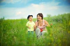 Amour de parent Images stock
