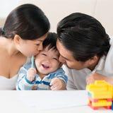 Amour de Parent?s Photos stock