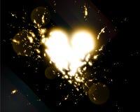 Amour de rassemblement Image libre de droits