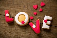 amour de Saint Valentin Images libres de droits