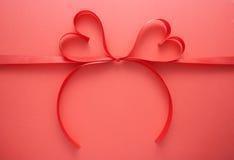 Amour de Saint Valentin beau Images libres de droits