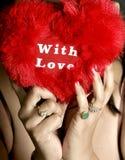 amour de sensation Images libres de droits