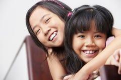Amour de soeur Images libres de droits