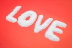 Amour de sucre Photo libre de droits