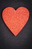 Amour de symbole de coeur Photographie stock
