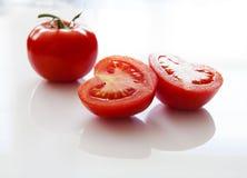 Amour de tomate Photos stock