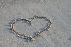Amour de vacances Images stock
