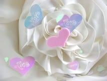 Amour de Valentine Images stock