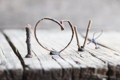 Amour de Word - jour de valentines, jour de mères, mariage, événements romantiques Image libre de droits