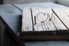 Amour de Word - jour de valentines, jour de mères, mariage, événements romantiques Photo libre de droits