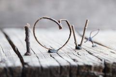 Amour de Word - jour de valentines, jour de mères, mariage, événements romantiques Images stock
