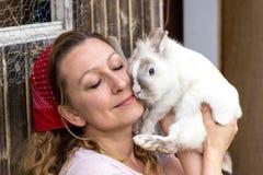 Amour des animaux Photographie stock libre de droits