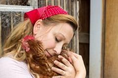 Amour des animaux Image libre de droits