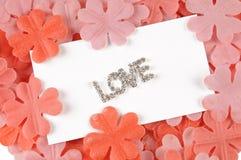 Amour doux Photo libre de droits