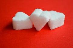 Amour doux de sucre Photographie stock libre de droits