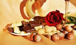 Amour doux, symbole Images stock