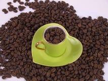 Amour du café 3 Image libre de droits