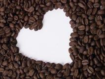Amour du café 6 Images libres de droits
