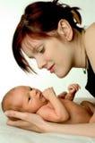 Amour du `s de mère Photo stock