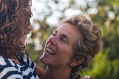 Amour du `s de mère Photo libre de droits